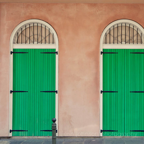 Home Decor New Orleans: New Orleans Art Photography, Door Photography, French